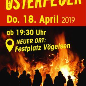 Plakat Osterfeuer Website